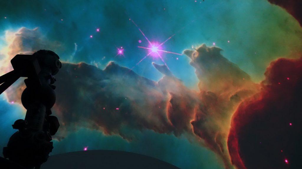 Auf der Suche nach fremden Galaxien