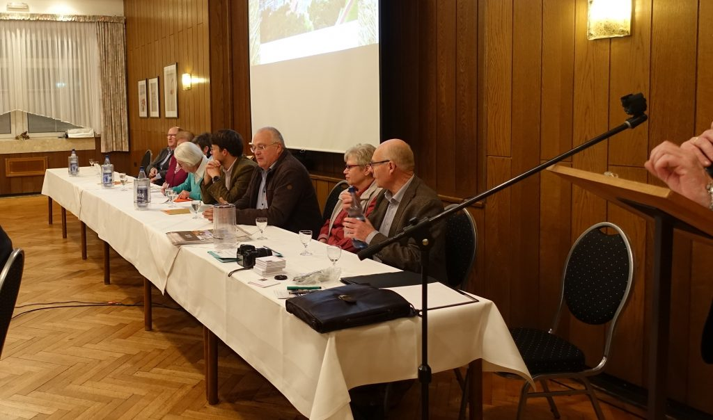 Außerordentliche Mitgliederversammlung am 24.11.2017