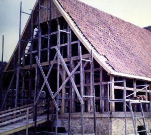 "Geschichte des Heimathauses ""Hollager Hof"""