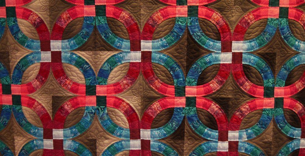 Fußboden Modern Quilt ~ Ausstellung von hochzeitsquilts im hollager hof heimathaus