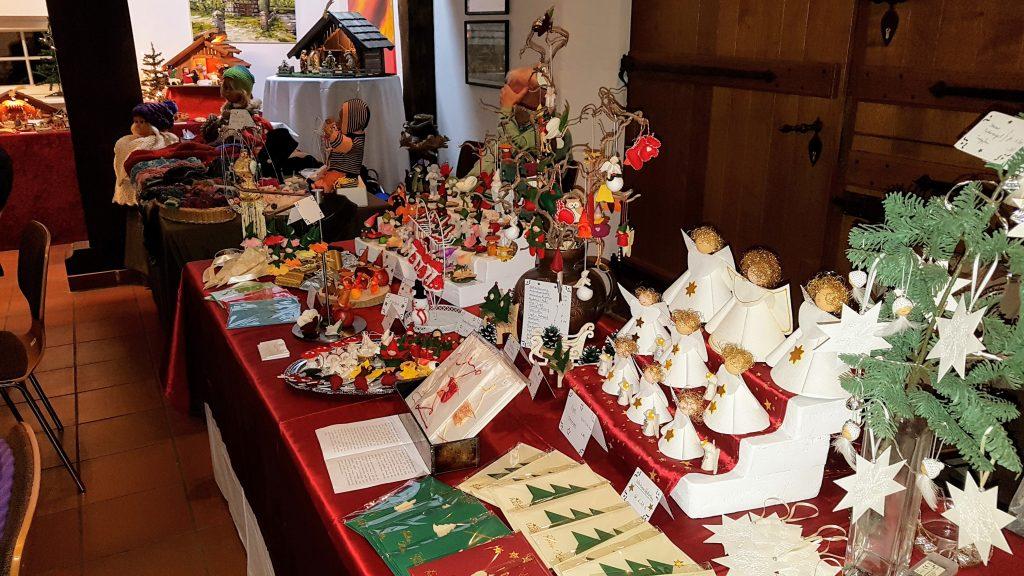 9. Hobbymarkt im Hollager Hof eröffnet