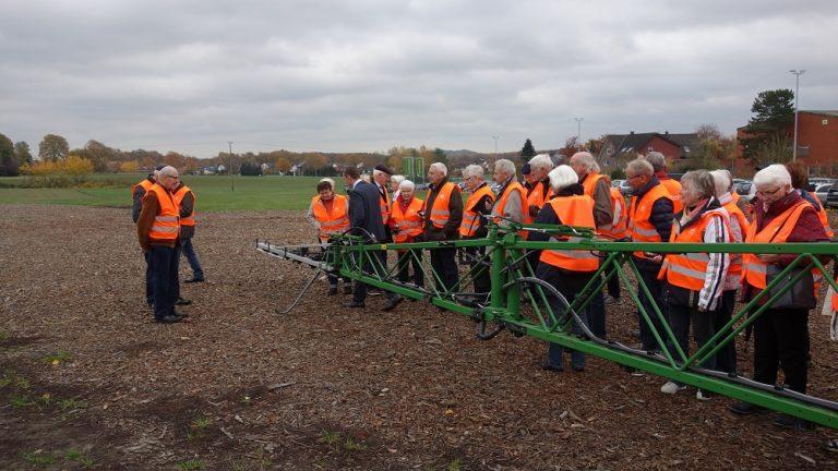 Hightech Bodenbearbeitung
