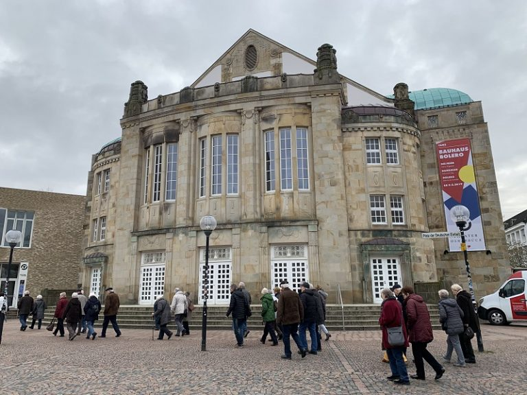 Blick hinter die Kulissen des Osnabrücker Stadttheaters