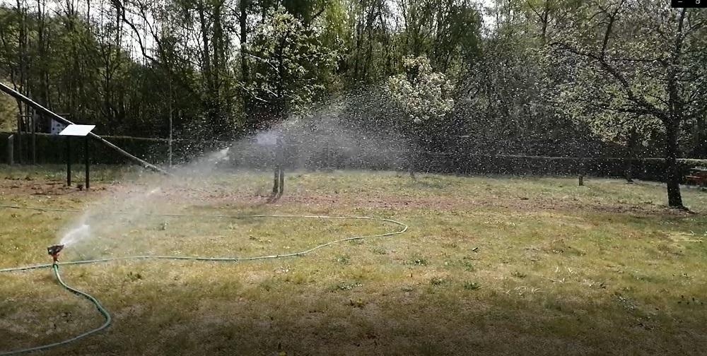 Ohne Wasser geht nicht viel…