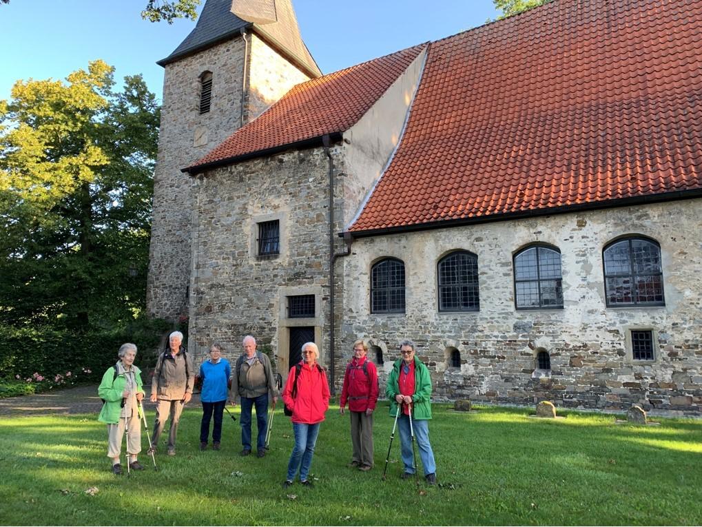 Sonntagswanderung am 12. Juli in Wallenhorst